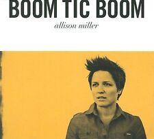 Allison Miller, Boom Tic Boom, New