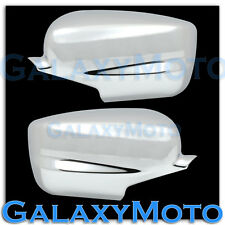 08-12 HONDA ACCORD Chrome plated Full ABS Mirror Cover a pair 2008-2012