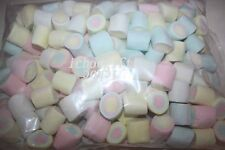 Large VANILLA Marshmallows 1kg Bulk Bag