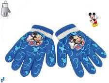 Disney Mickey Mouse Kinderhandschuhe Jungen Winter Handschuhe mit PVC Aufdruck