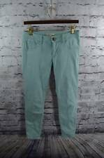 CABI 322 womens thin mint green jegging skinny jeans 2 $98
