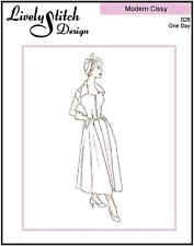 "One Day / sewing pattern for the 21"" Modern Cissy by Madame Alexander"