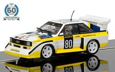 Scalextric Anniversary Collection Car No.4 - 1980s, Audi Sport Quattro S1 C3828A