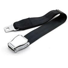 Adjustable Airplane Seat Belt Extension Extender Airline Buckle Aircraft Safe