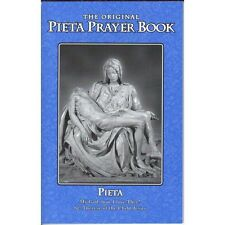 Pieta Prayer Book - Contains St Bridget 15 Prayers-Most Popular Devotional- Blue