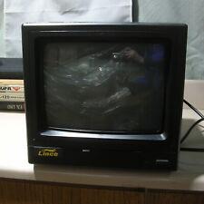 Monitor colori 10 pollici per telecamera tubo catodico sorveglianza vintage used