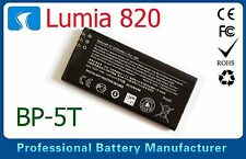 Genuine Official Nokia Lumia 820 825 replacement battery pack BP-5T 1650mAh