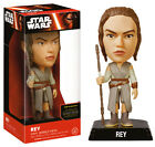 Figurine Wacky Wobbler Rey Bobble Head - Star Wars VII - Funko
