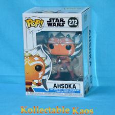 on Hand Funko Pop Action Pose Ahsoka Tano #272 Star Wars Clone Figure