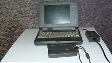 Vintage Business Laptop Compaq Contura Aero 4/33c Farbbildschirm - Defekt