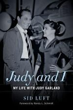 Judy and I: My Life with Judy Garland by Sid Luft Hardcover Book (English)