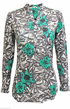 WHITE STUFF Women's Floral Classic Scoop Neck Tops & Shirts