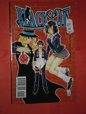 BLACK CAT- N°3- DI:YABUKI KENTARO- MANGA STAR COMICS