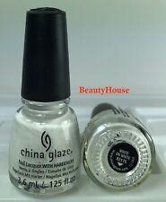 China Glaze Mini Nail Polish WHITE ON WHITE 3.6ml = 0.125 fl oz French Tips