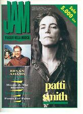 JAM 19 1996 PATTI SMITH BRYAN ADAMS NEVILLE BROTHERS PORNO FOR PYROS LINDA PERRY