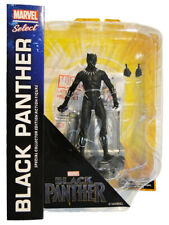 "BLACK PANTHER - Black Panther 7"" Marvel Select Action Figure (Diamond Select)"
