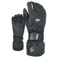 Guanti da Neve Level - Fly JR Black con Protezione Polso - Snowboard