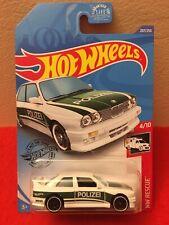 Hot Wheels 2020 L Case 207/250 92 BMW M3  Police Car