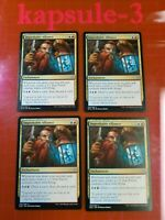 4x Improbable Alliance | Throne of Eldraine | MTG Magic The Gathering Cards
