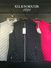 LADIES GLENMUIR SABINE GILET- VARIOUS COLOURS NEW WITH TAGS