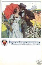 14442/ Künstlerkarte Deutscher Schulverein, Karte Nr. 20