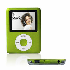 Green MP3 Player 8gb new 0232194 32r4f