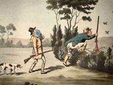Aquatint Sports Original Art Prints