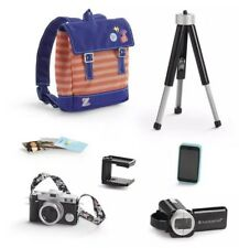 American Girl Doll Z Yang Filming Accessories Camera Equipment Photography Z's