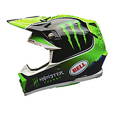 BELL MOTO 9 HELMET MEDIUM TOMAC REPLICA  DIRT BIKE MOTORCYCLE MOTOCROSS NEW