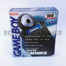 NINTENDO GAME BOY - Original Camera - Macchina Fotografica GIG Electronics NEW