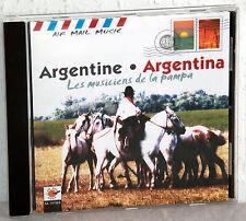 CD Etat-Argentina-les musiciens de la nulle part