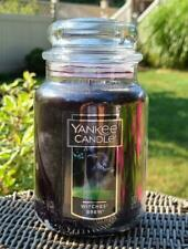 NEW Yankee Candle WITCHES BREW Large Jar 22oz