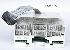 Mitsubishi FX2N-1HC Programmable Controller, Counter Module MISSING TOP COVER