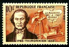 France 1955 Inventeurs Barthélémy Thimonnier Yvert n° 1013 neuf ** MNH