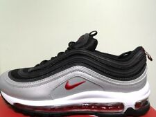 Scarpe Nike AirMax 97 Black,Silver,Red