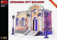 MIN35006 - Miniart 1:35 - Ukranian City Building
