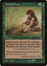 1 Nature's Lore - Green Portal Second Age Mtg Magic Common 1x x1