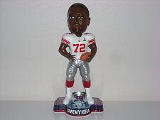 OSI UMENYIORA New York Giants Bobble Head 2012 Super Bowl Champs SBXLVI NFL New*