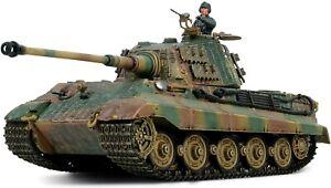 FORCES OF VALOR 80601 1/32 HENSCHEL/PORSCHE SD.KFZ.182 KING TIGER, D-DAY, 1944