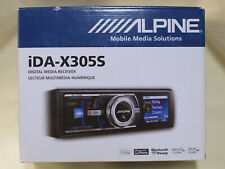 Alpine iDA-X305S Digital Media Receiver - NOS