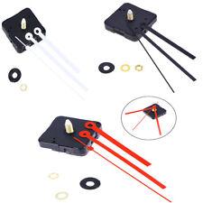 DIY Long Hands Clock Movement Mechanism Repair Part Kit Silent 3 colors AU STOCK