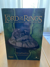 Sideshow Weta Weathertop Environment statue Hobbit Lord of the Rings SEALED