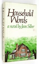 Joan SILBER / Household Words First Edition 1980