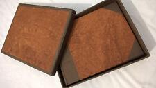 ALBUM FOTO ARTIGIANALE LUSSO 15 x 20 CON SCATOLA SPESSORE CARTONE 0,3 cm
