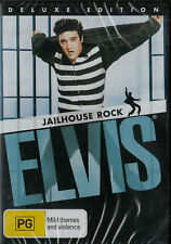 ELVIS PRESLEY: JAILHOUSE ROCK * NEW & SEALED * Region 4