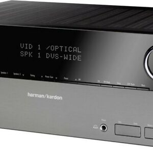 Harman Kardon HK 3490/230 x Black, Anthracite Power Amp