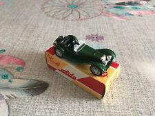 Voiture Miniature Jaguar SS 100 1938 Solido Hachette au 1/43
