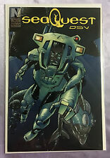 SeaQuest DSV #1/Howard Chaykin Cover/Chichester/Keith Pollard/1994 Nemesis~NM