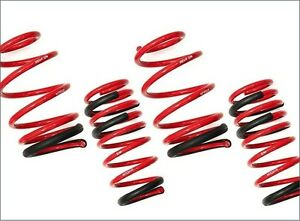 Neu-F by Neuspeed Lowering Springs for 2012+ Fiat 500/500C/500T/Abarth