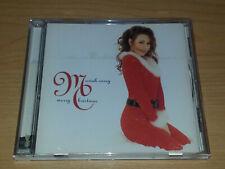 MARIAH CAREY MERRY CHRISTMAS CD 1994.